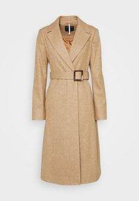 Dorothy Perkins - BELT WRAP - Klasický kabát - camel - 4