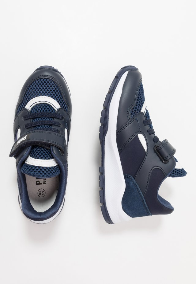 LAB - Sneakers laag - navy