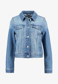 VMULRIKKA JACKET - Jeansjakke - light blue denim