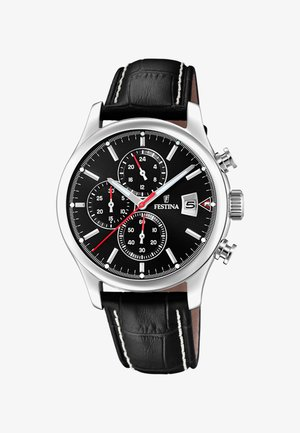 TIMELESS - Chronograph watch - black