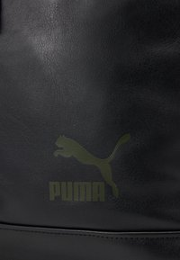 Puma - ROLLTOP BACKPACK UNISEX - Rucksack - black - 4
