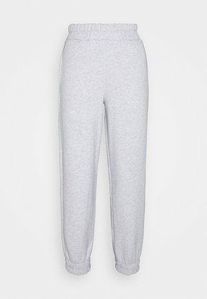 Joggebukse - grey melange