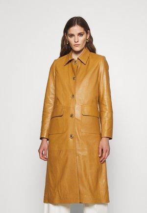 JESSICA COAT - Classic coat - camel