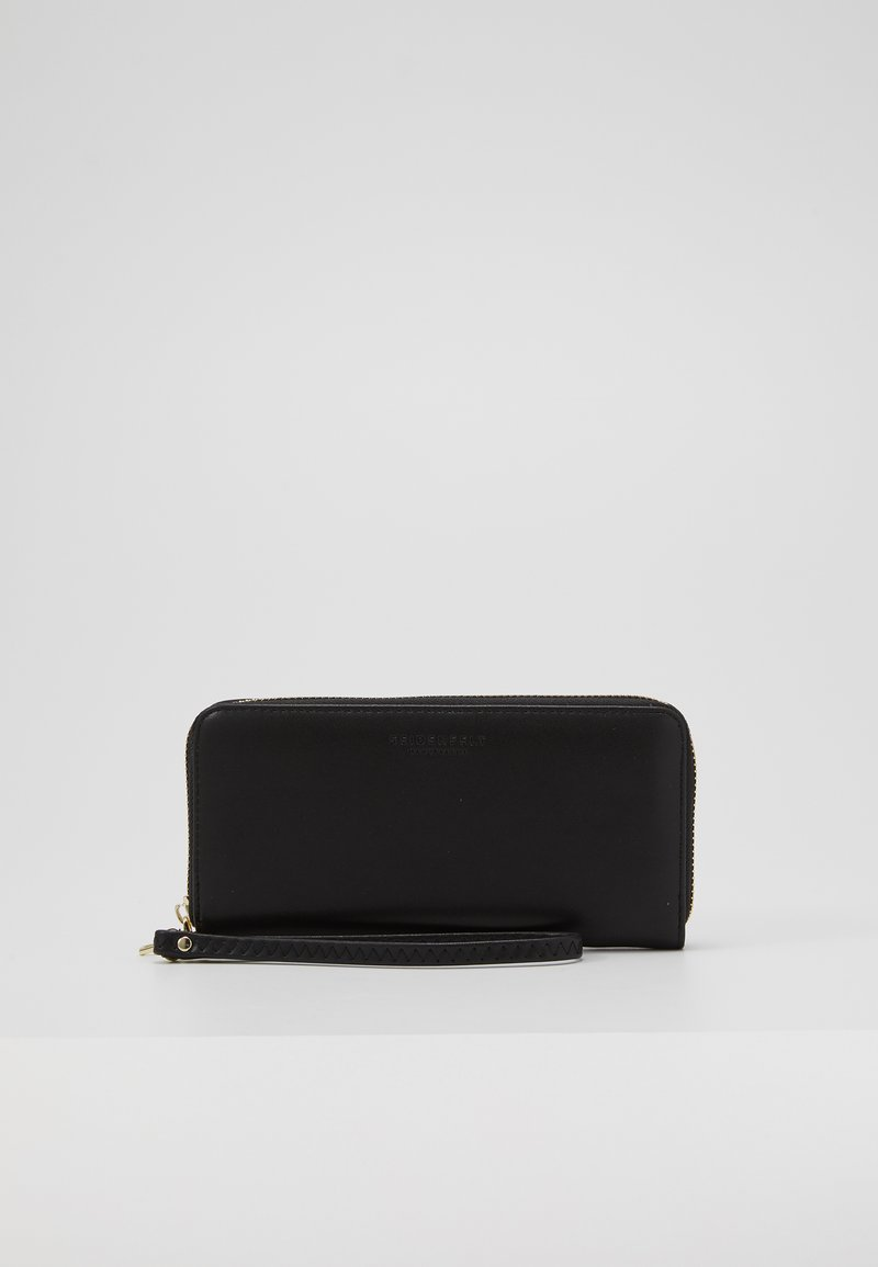 Seidenfelt - SMILLA - Wallet - black