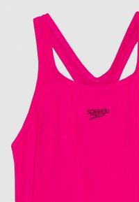Speedo - ESSENTIAL ENDURANCE MEDALIST - Swimsuit - electric pink - 2