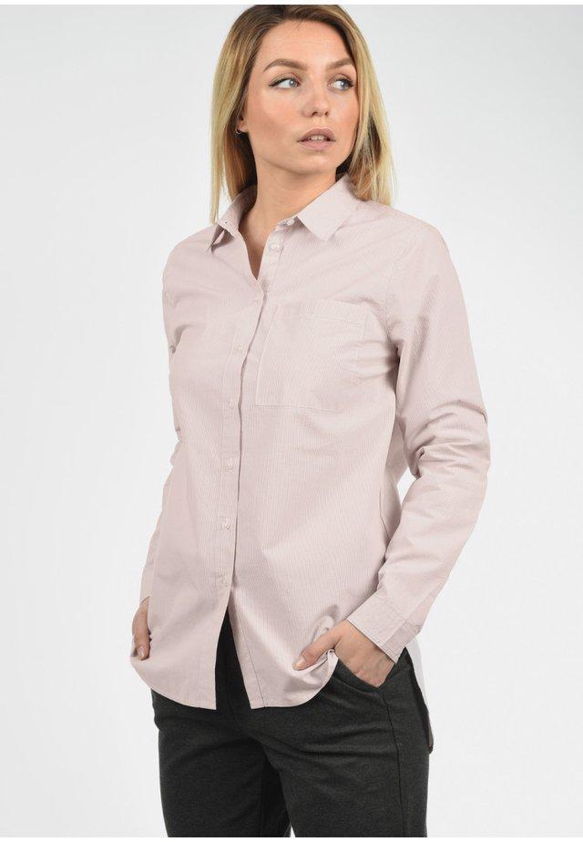 DRINA - Skjortebluser - light pink