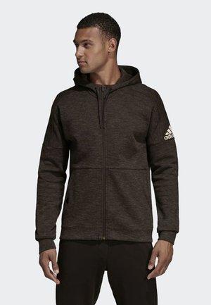 ID Stadium Jacket - Zip-up hoodie - black