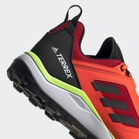 adidas Performance - TERREX AGRAVIC TRAIL RUNNING SHOES - Løbesko trail - black - 9