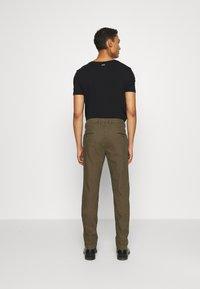 Mason's - TORINO STYLE - Pantaloni - oliv - 2