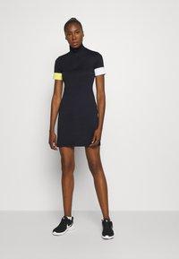 J.LINDEBERG - INES DRESS SET - Sportovní šaty - navy - 1