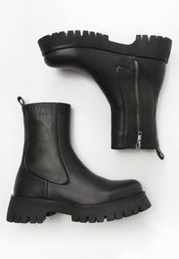 Inuovo - Ankle boots - black blk - 1
