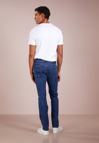 BOSS - MAINE - Straight leg jeans - medium blue - 2