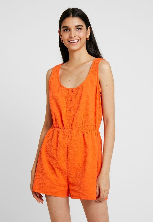 DINAH - Jumpsuit - orange