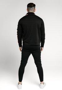 SIKSILK - RETRO ZIP THROUGH - Cardigan - black - 2