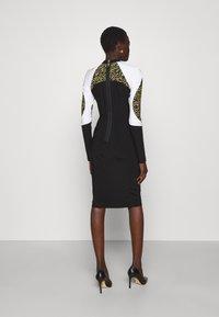 Just Cavalli - DRESS - Jersey dress - black - 2