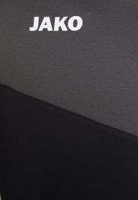 JAKO - CHAMP - T-shirt imprimé - schwarz/anthrazit - 3