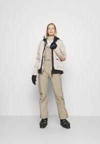 O'Neill - AZURITE JACKET - Snowboard jacket - chateau gray - 1