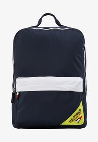 Tommy Hilfiger - KIDS SQUARE BACKPACK SAILING - Zaino - blue - 1