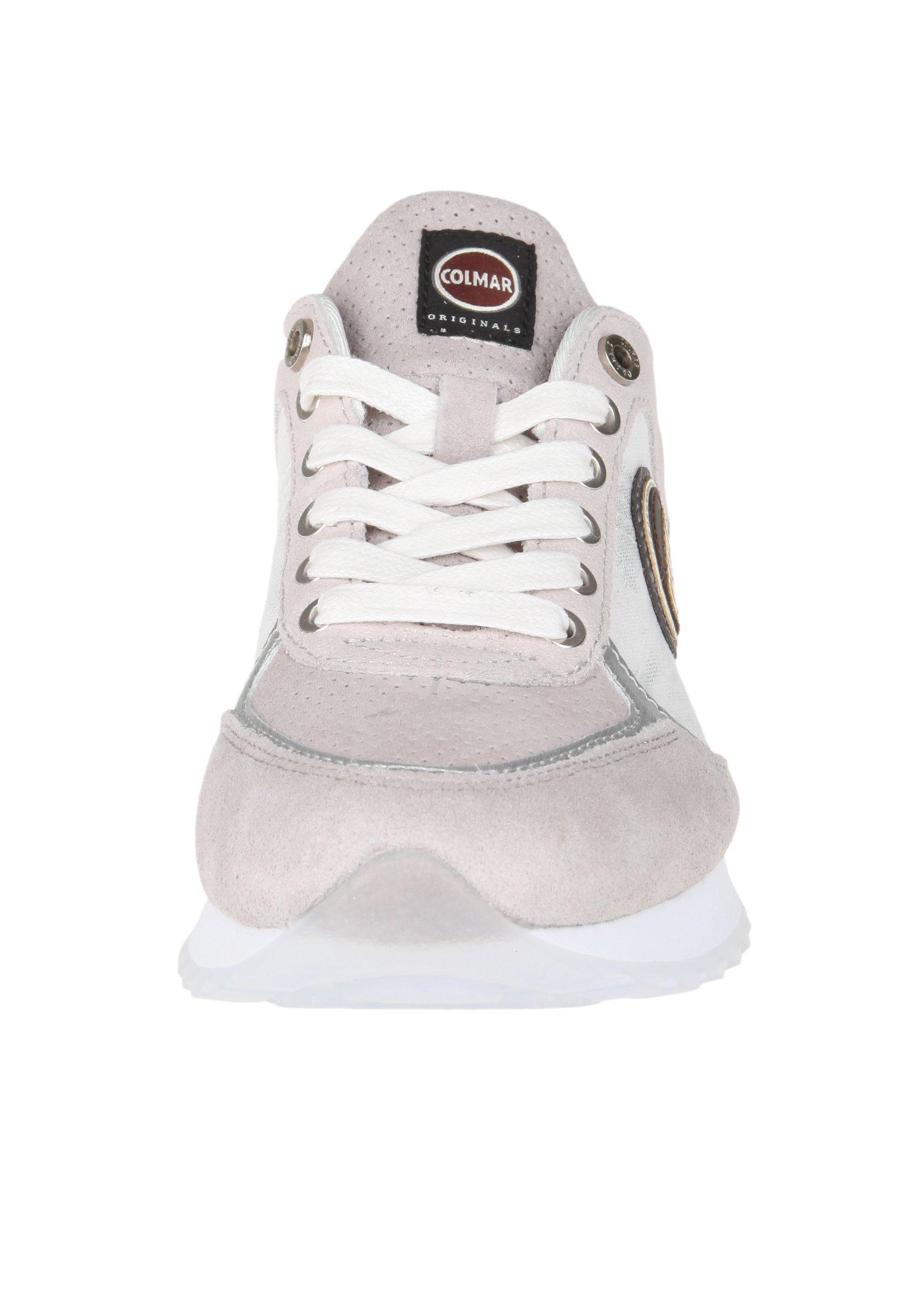 Origineel Opruiming Colmar SNEAKER TRAVIS PRIME - Sneakers laag - light grey - nzHe1