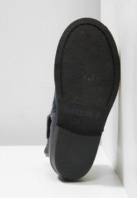 Shoesme - WESTERN - Kotníkové boty - marine - 5