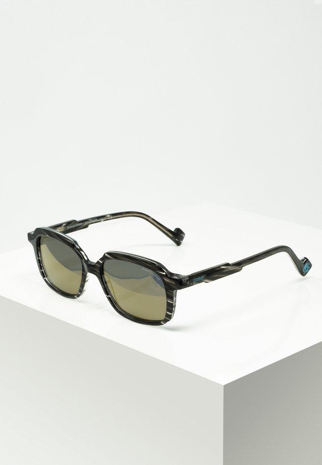 URBAN - Sunglasses - blu/brw/bl