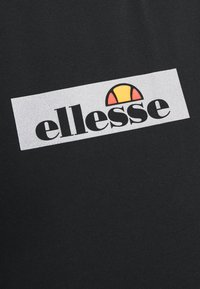 Ellesse - OMBRA - T-shirts print - black - 5