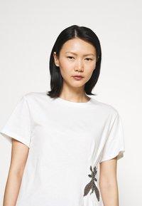 Patrizia Pepe - T-shirt imprimé - bianco - 3