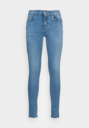 DIVINE - Skinny džíny - light-blue denim