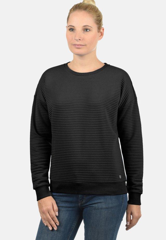 JÖRDIS - Sweatshirt - black