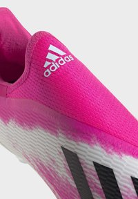 adidas Performance - X 19.3 FIRM GROUND BOOTS - Moulded stud football boots - white - 8