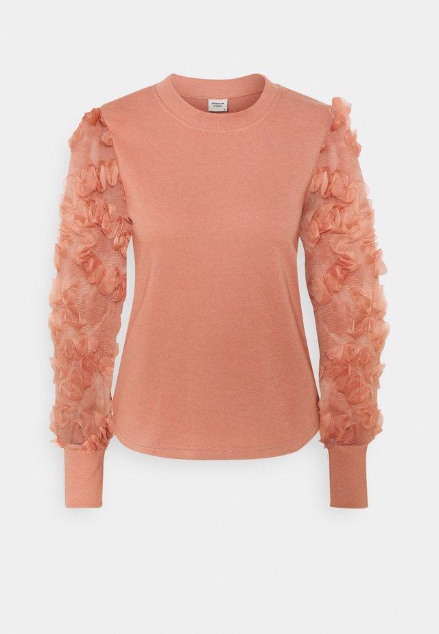 JDYFAIRVIEW - Sweatshirt - old rose