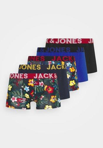 JACPRINTED TRUNKS 5 PACK