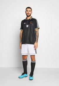 adidas Performance - DEUTSCHLAND MÜNCHEN JSY - Print T-shirt - black - 1