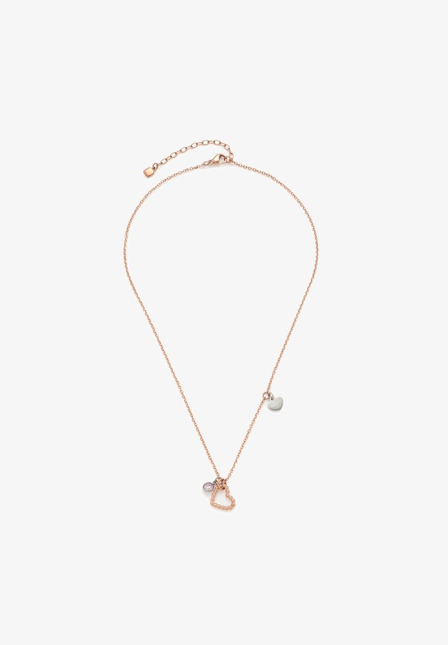 LEONARDO  - Necklace - roségold