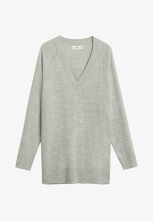 NANTES - Svetr - light heather grey