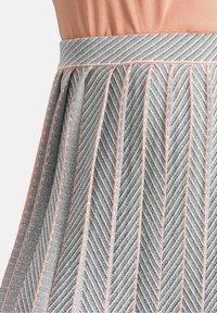 Nicowa - ALEGRO - A-line skirt - grau - 4