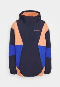 Columbia - EUROCARVEJACKET - Chaqueta outdoor - nova pink/lapis blue/dark nocturnal - 4