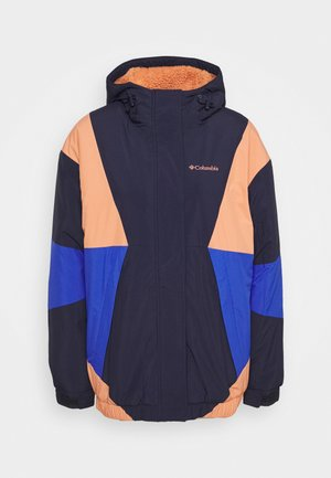EUROCARVEJACKET - Giacca outdoor - nova pink/lapis blue/dark nocturnal