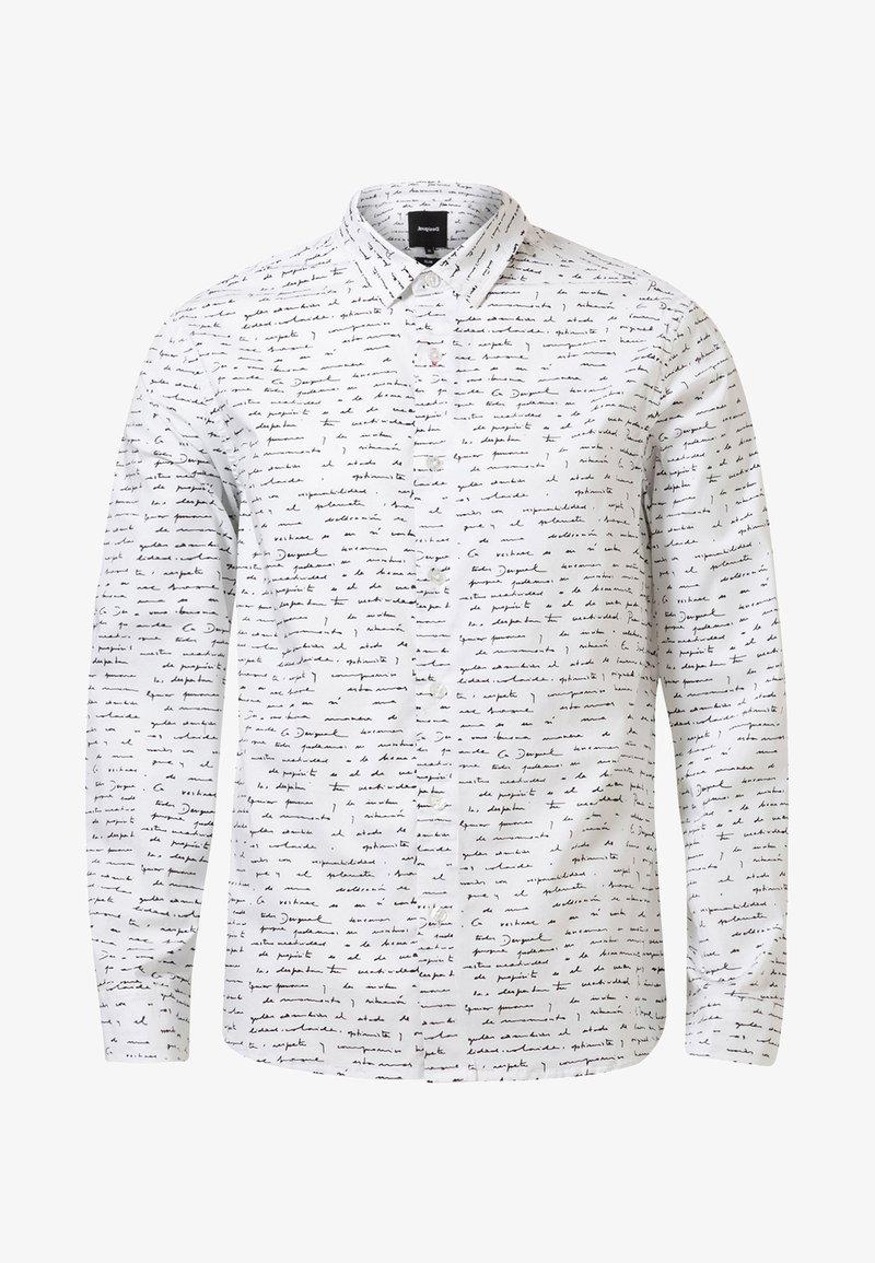 Desigual Hemd - white/weiß kSejvm