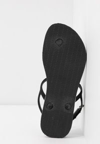 Havaianas - TWIST CARNAVAL - Pool shoes - black - 6