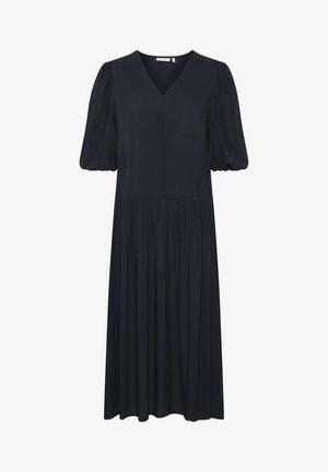 VIKSA LONG DRESS - Day dress - marine blue