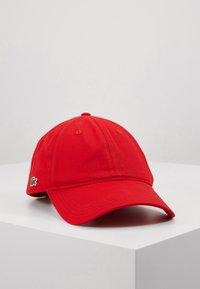 Lacoste - Cap - red - 0