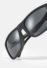 Emporio Armani - Sunglasses - black/green - 4