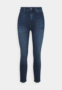AUBREY - Jeans Skinny Fit - dark blue