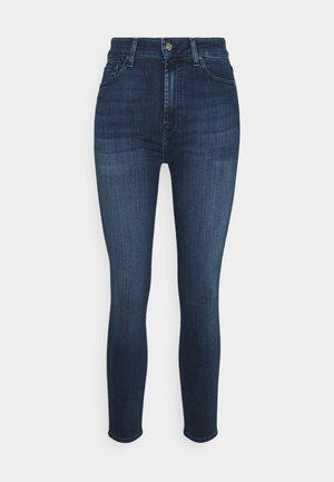AUBREY - Skinny džíny - dark blue