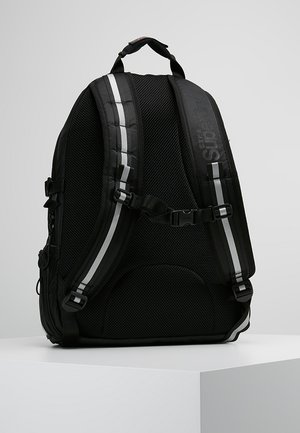 LINE TARP BACKPACK - Reppu - black