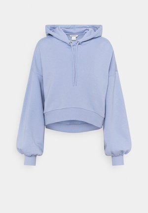 Bluza z kapturem - blue