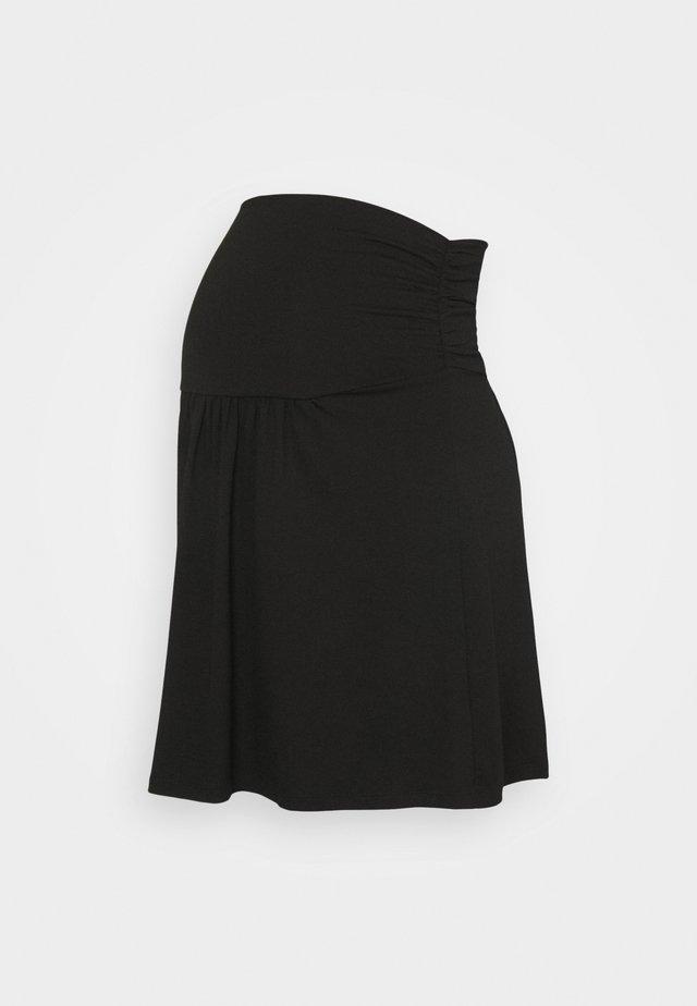 GIVONA - A-line skirt - black
