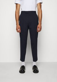 Paul Smith - GENTS FORMAL TROUSER - Suit trousers - navy - 0