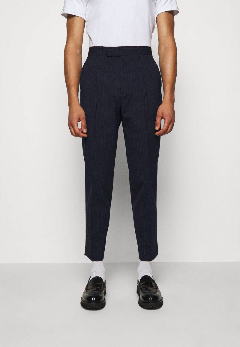 Paul Smith - GENTS FORMAL TROUSER - Suit trousers - navy